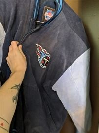 Titans jacket
