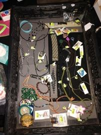 Living Room, Costume Jewelry (No Gold)