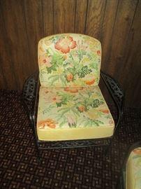 Vintage Patio Chair