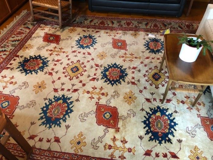 One of many excellent rugs in this sale!