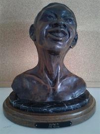 Bronze Sculpture Honey
