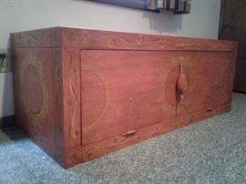 2 Drawer Art Cabinet