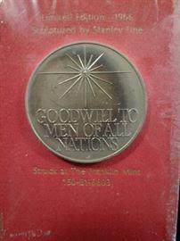 1965 Collector Coin