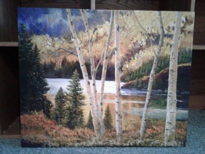 Aspen Canvas
