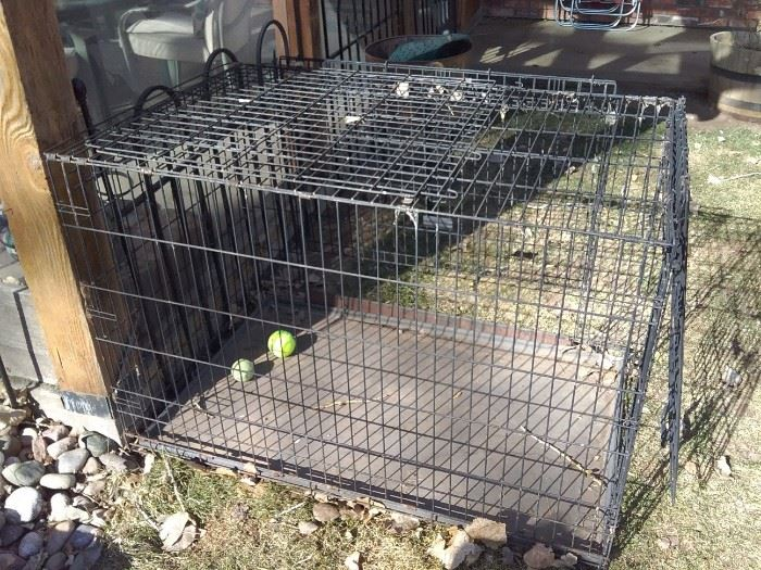 Big Dog Crate