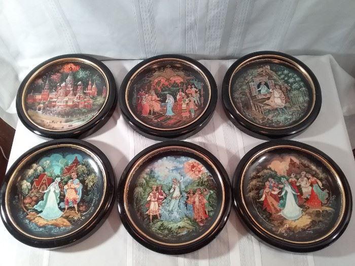 Bradford Exchange Plates