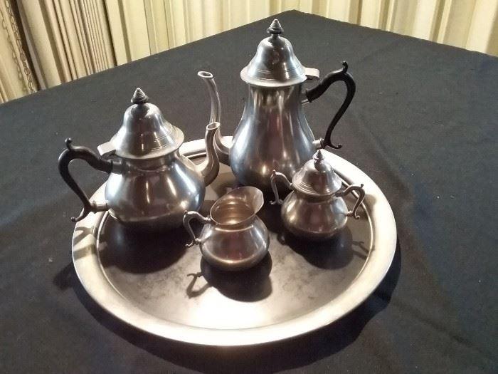 Coffee and Tea Service Tray