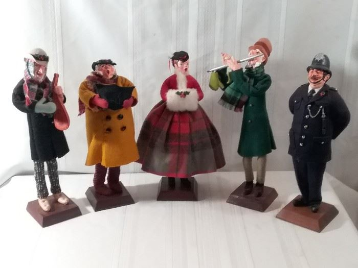 Collectible Christmas Figurines