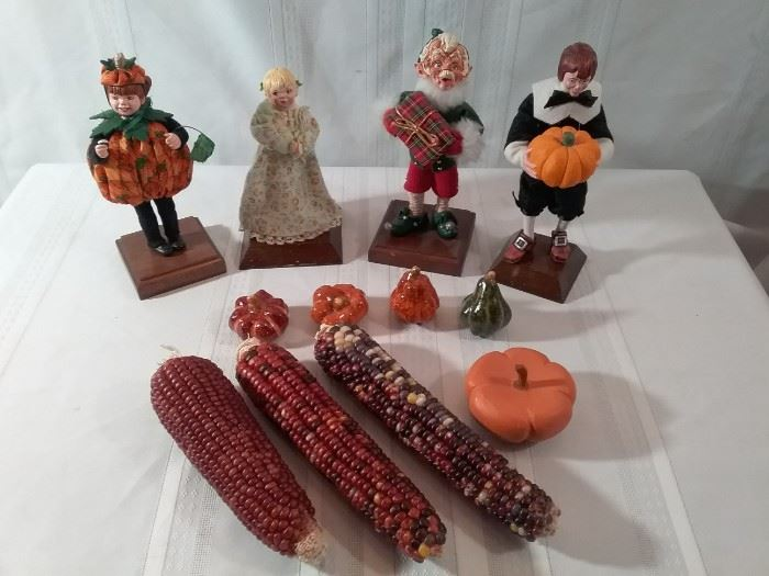 Collectible Figurines and Other Decorations