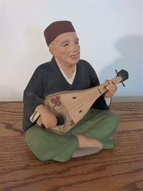 Hakata Urasaki Doll