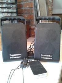 Hammacher Schlemmer Audio System