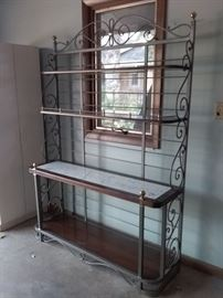 Large Bakers Rack
