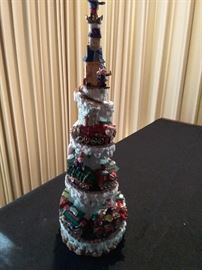 Lighted Christmas Decoration
