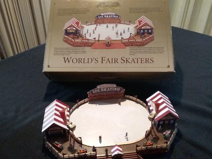 Miniature Skating Rink