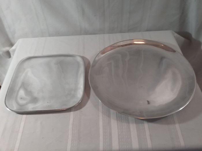 Nambe Platters