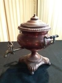 Ornate Coffee Urn