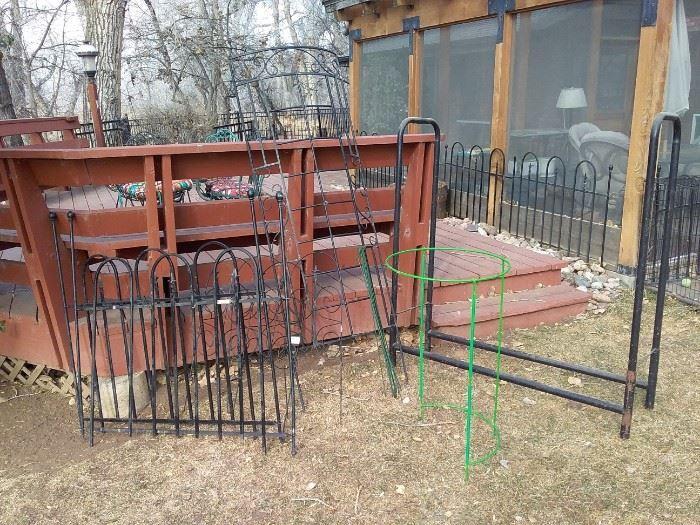 Outdoor Metal Pieces
