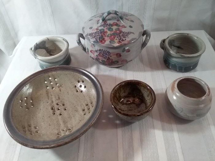 Pottery Assortment