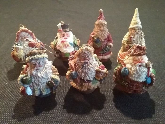 Roman Christmas Ornaments