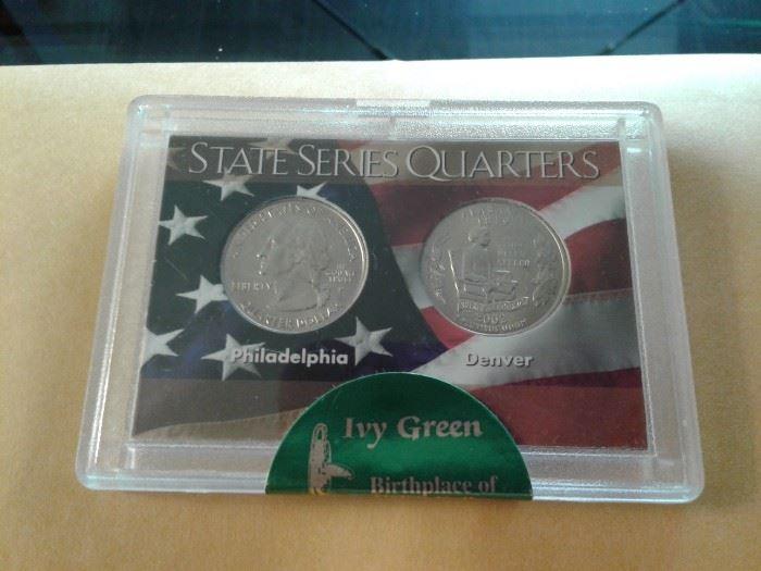 State Series Quarters