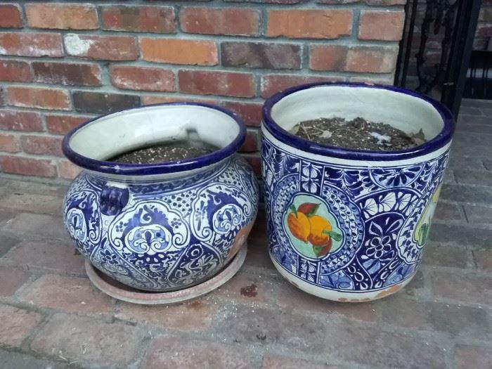 Terra Cotta Pots