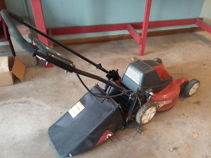 Toro Cordless Mower