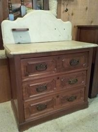 Vintage and Antique Ewer Cabinet