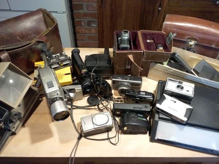 Vintage Photo Equipment