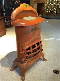 Vintage Small Stove