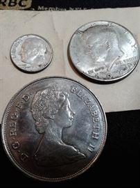 x3 Collector Coins
