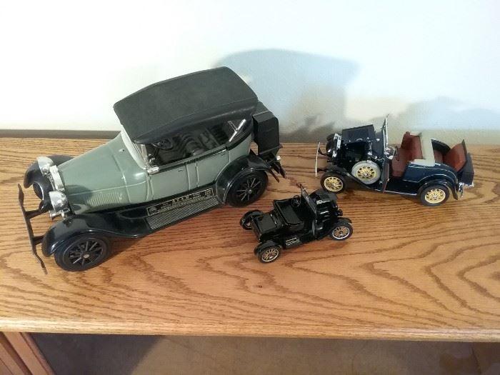 x3 Model Cars