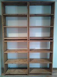 x4 Three Tier Bookshelf