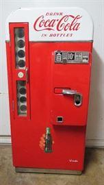 Vendo V-81 Coca-Cola machine