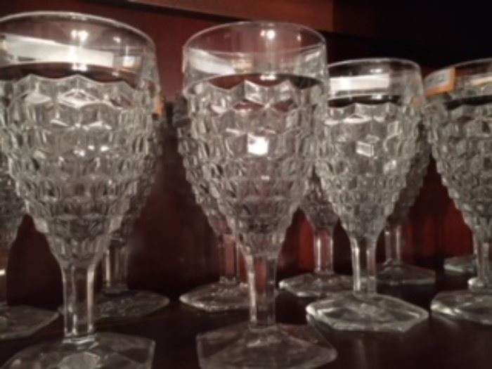 Fostoria glasses