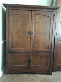 Large Shaker Farmhouse style Storage cabinet