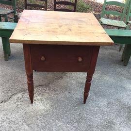 Alabama sugar table.