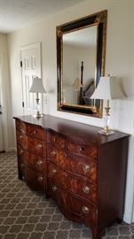 Broyhill Dresser sold Mirror is available