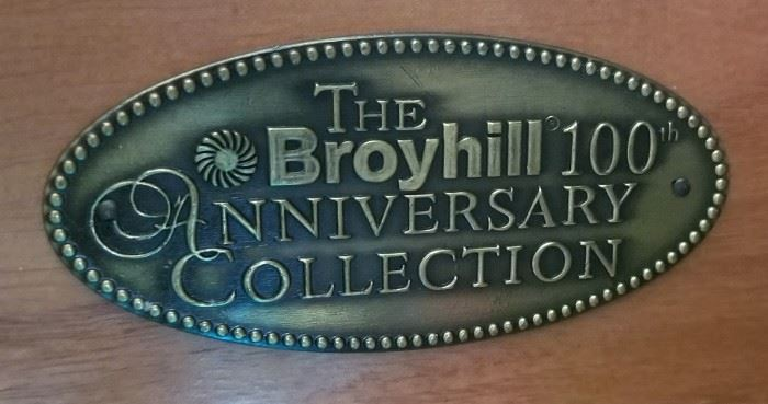 Broyhill 100th Anniversary Collection