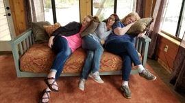 Girls Taking a nap?
