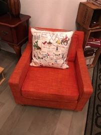 Great Mid-Century Chair