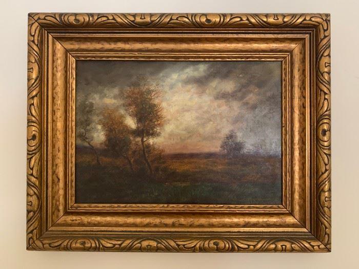 John Francis Murphy , 10 x 14, Oil on Canvas