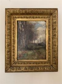 John F Murphy, Oil on Canvas, 10 x 13