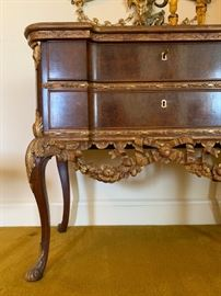 Detail of Console Table