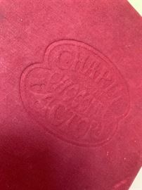 Charlie and The Chocolate Factory, First Edition