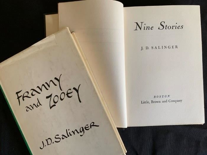 First Edition Nine Stories, Salinger