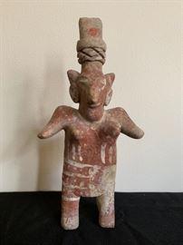 Pre Columbian Statue