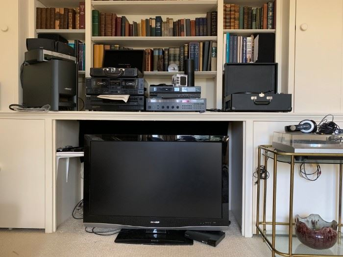 Home Stereo, Electronics, Turntables