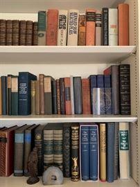 Books, Leather Bound Books