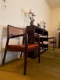 Jens Risom Playboy Chairs