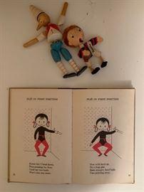 Vintage Children's Books, Vintage Toys